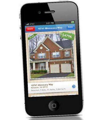 Baltimore County real estate for sale home search app