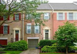 Goucher Woods Towson Townhomes for Sale 21286
